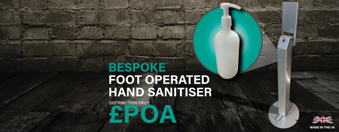 Bespoke Hand Sanitiser